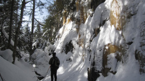 Backcountry Skiing in the Adirondacks