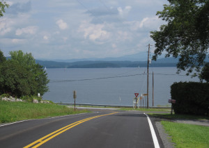 Road Cycling on the Adirondack Coast - Essex New York