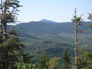 Whiteface from Pitchoff.