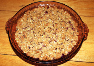 Adirondack Wild Berry Maple Crisp Whole