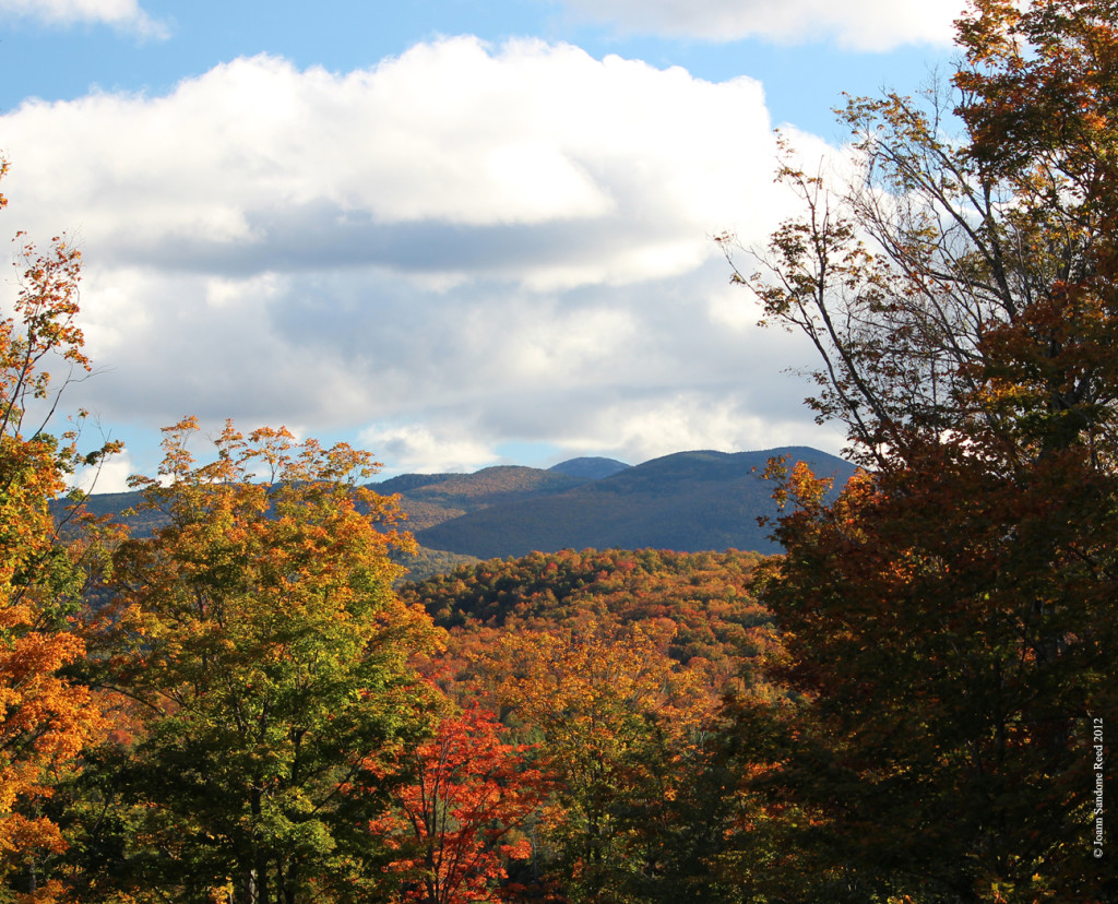 Adirondack Lifestyle fall foliage 09.24.12