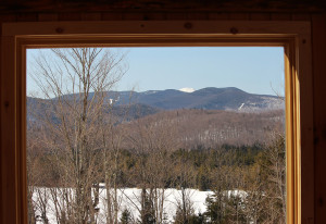 Mt. Marcy from Adirondack Lifestyle HQ 04-6-13