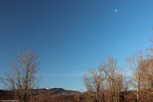 Adirondack M&Ms: Moon and Mt. Marcy