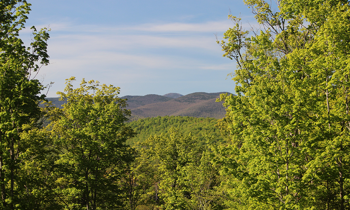 Mt. Marcy from Adirondack Lifestyle in Lake Placid